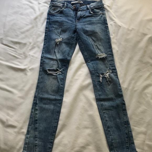 Zara Denim - Super Skinny Jeans